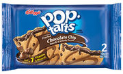 Frosted Chocolate Chip Pop-Tarts