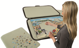 Portapuzzle Deluxe palapelimatto 500-1000