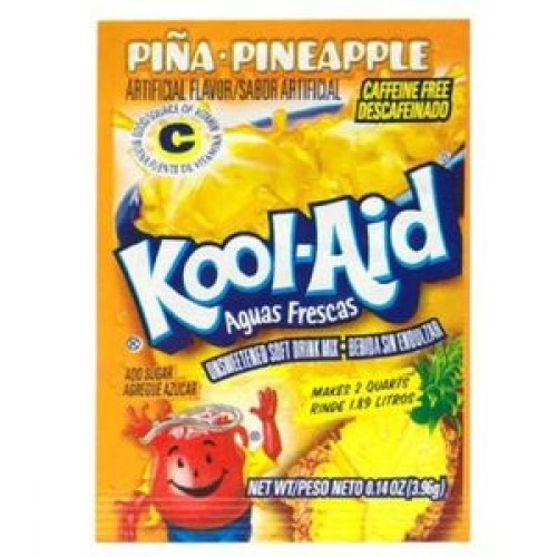 Kool Aid Pineapple