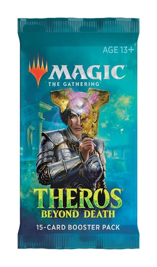 Magic The Gathering Theros Beyond Death- booster pack