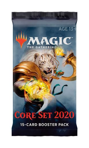 Magic The Gathering Core set 2020-booster pack