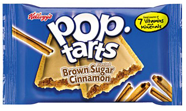 Frosted Brown Sugar Cinnamon Pop-Tarts