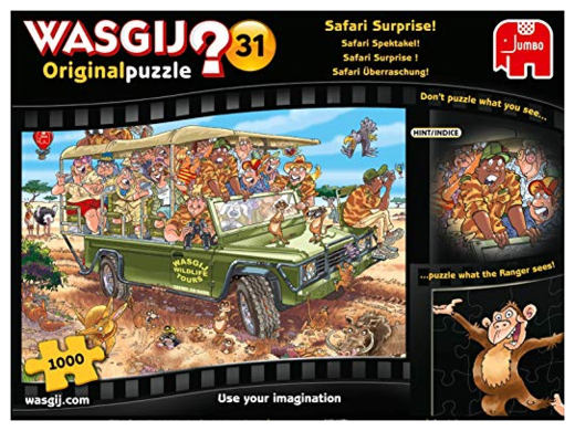 Wasgij  Original Safari  Surprise!